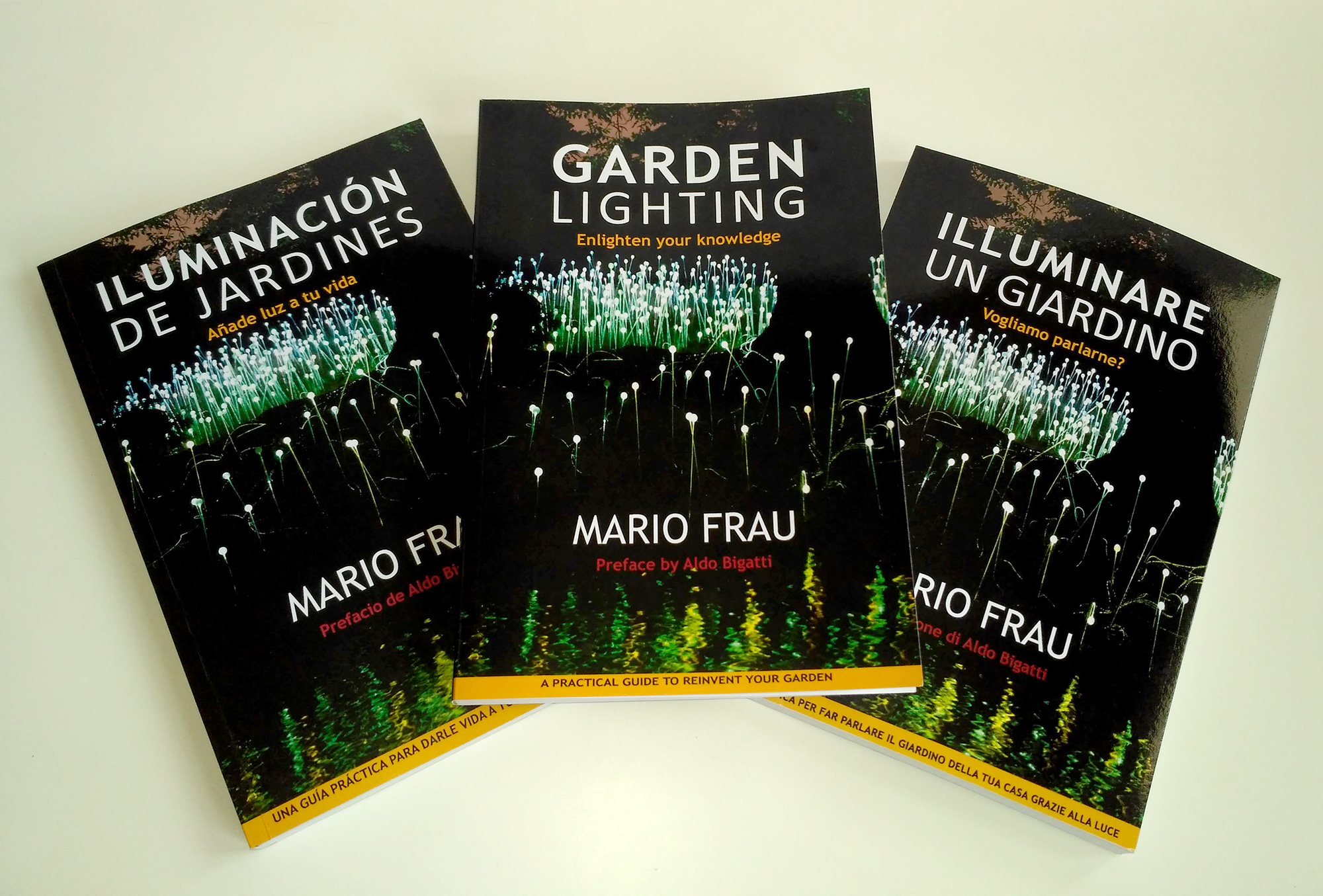 Garden Lighting books